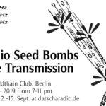 Radio Seed Bombs