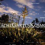 Nachtgartenkosmos 4 Cashmere Radio